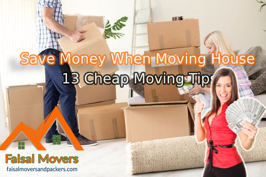 save money on moving